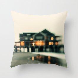 Carolina Nights Throw Pillow