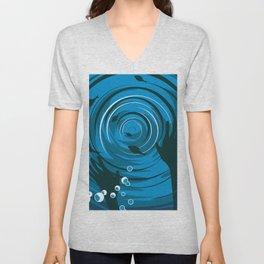 Drowning Unisex V-Neck