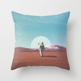 Fatamorgana Throw Pillow