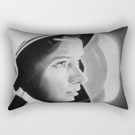 Anna Lee Fisher Rectangular Pillow