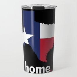 Texas Proud Travel Mug