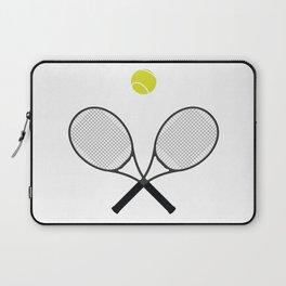 Tennis Racket And Ball 2 Laptop Sleeve
