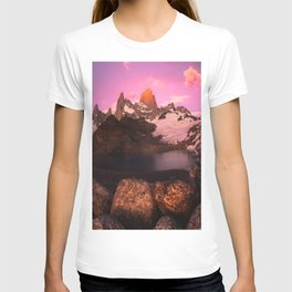 Fitz Roy Sunrise T-shirt