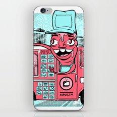 Food Truck iPhone & iPod Skin