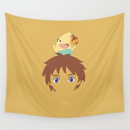 MZK - 2011 Wall Tapestry