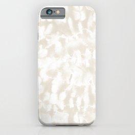 Ice Dye Neutral iPhone Case