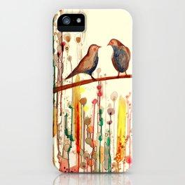 les gypsies iPhone Case