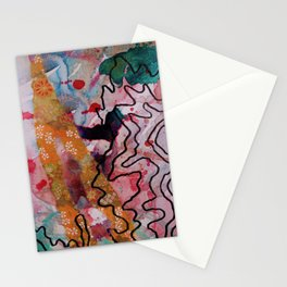Wilder Borders: Across the Aisle Stationery Cards