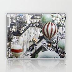 Balloon travel Laptop & iPad Skin