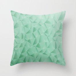 Pattern Emeraude Throw Pillow