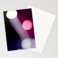 Bokeh Fireworks Stationery Cards
