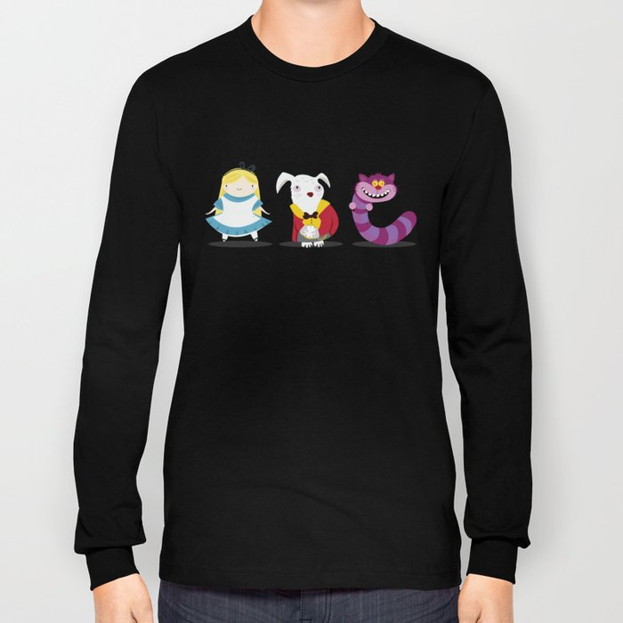 ABC Long Sleeve T-shirt