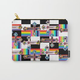 Jesus is The New Pattern Carry-All Pouch