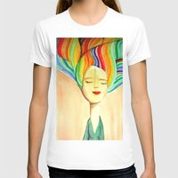 grace T-shirts featuring grace by sylvie demers