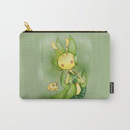 Joltik and Leavanny Carry-All Pouch