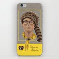 moonrise kingdom iPhone & iPod Skins featuring Moonrise Kingdom by Soren Barton