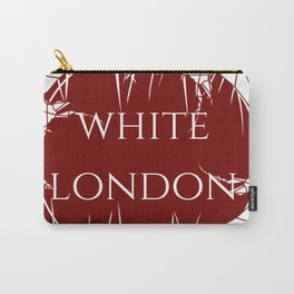 White London Carry-All Pouch