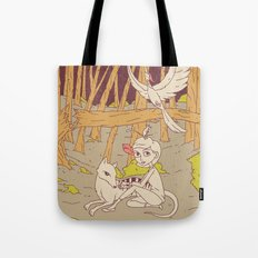 Caelum and the Lost Ones Tote Bag