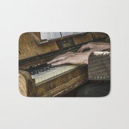 Old Hands...Gypsy Hands Bath Mat