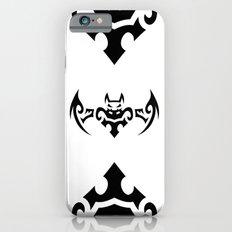 Tribal Bat Design iPhone 6s Slim Case