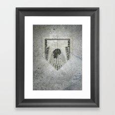 20 bucks Framed Art Print