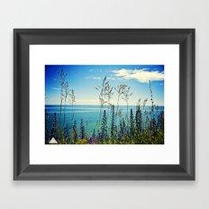 Water In Sight Framed Art Print