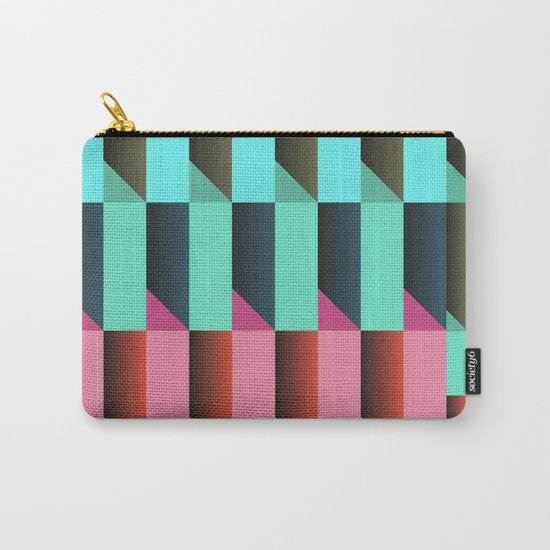 Geometric#26 Carry-All Pouch