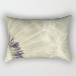 When it rains Rectangular Pillow