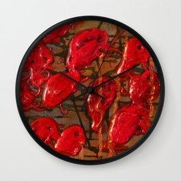 Pulse Wall Clock