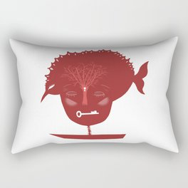 As long as the boat goes, let it go Rectangular Pillow