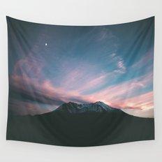 Mount Saint Helens III Wall Tapestry
