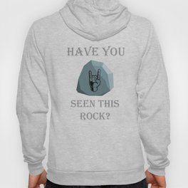 Have you seen this ROCK? Hoody