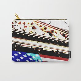 Wall Street Carry-All Pouch