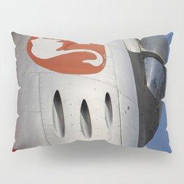 F-86E Sabre Flying Swans Pillow Sham