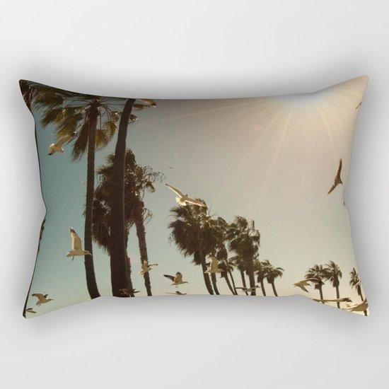 Avian Hurricane Rectangular Pillow