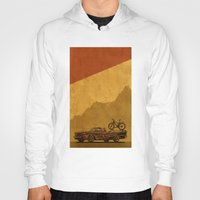 adventure Hoodies featuring Adventure by barmalisiRTB