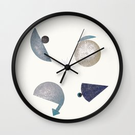 Dreams with Klee Wall Clock
