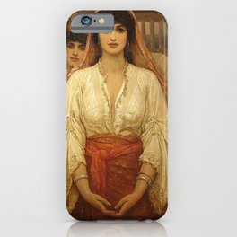 Queen Esther - Kate Gardiner Hastings iPhone Case