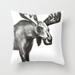 Bullwinkle Throw Pillow