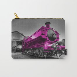 The Pink Pannier Carry-All Pouch