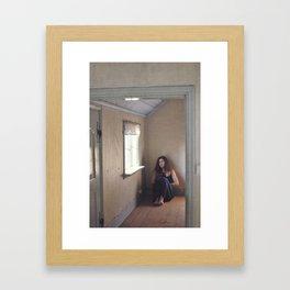 The Little House Framed Art Print