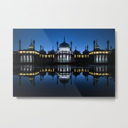 1001 Nights Metal Print
