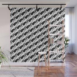 Pied de Fou Wall Mural
