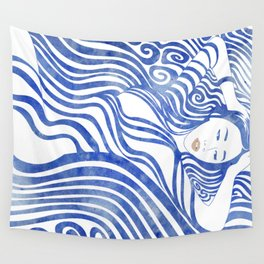 Water Nymph XXVII Wall Tapestry
