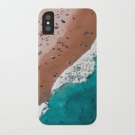 Beach life iPhone Case