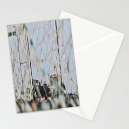 Through the Lobster Cages Stationery Cards