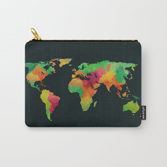We are colorful Carry-All Pouch