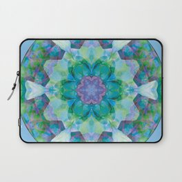 Mandalas of Healing and Awakening 10 Laptop Sleeve