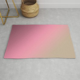 3 Ombre Rug