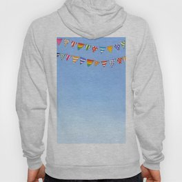 Banners in the sky Hoody